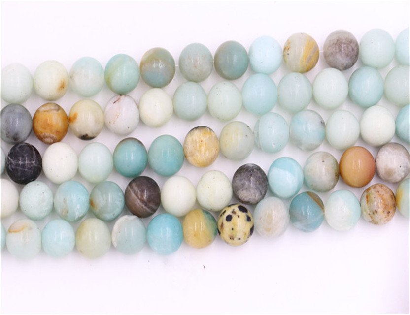 High quality natural gemstone amazonite natural beads loose Amazon <strong>stone</strong> 2019