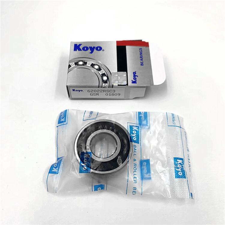 KOYO 6203-2RSC3 6203ZZ sfere a gola Profonda cuscinetto a sfere balero 6203
