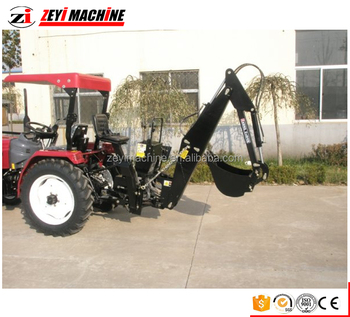 3 Point Towable Backhoe Attachment For Sale - Buy Farm Excavator Product on  Alibaba com