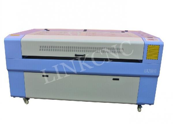 LXJ-1610 80w high accuracy laser wood cutting machine price Unique LINK laser engraving