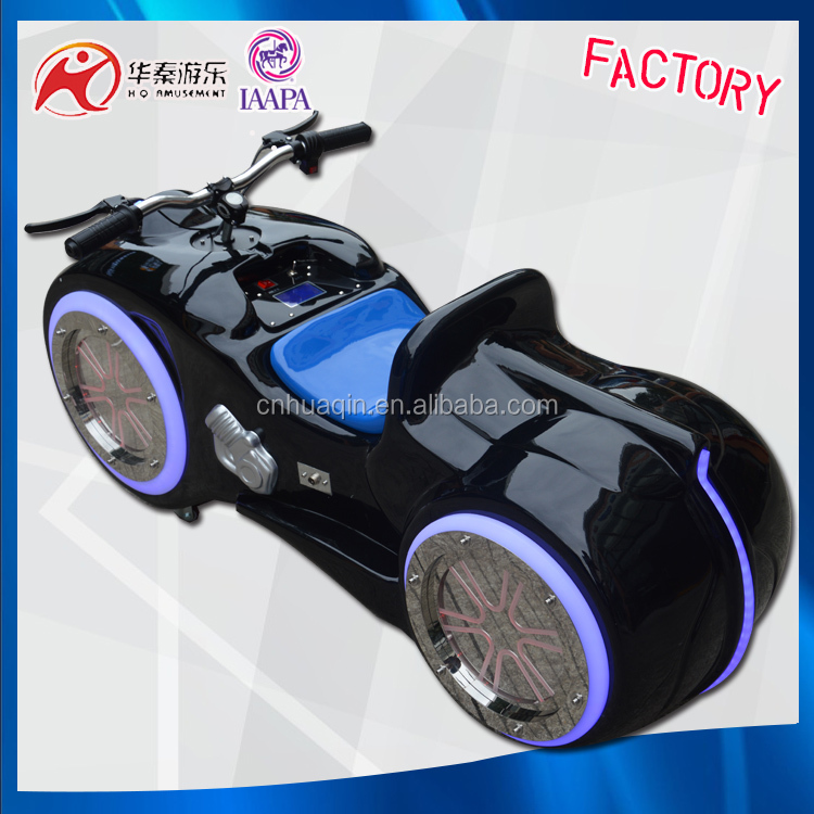 Christmas amusement equipment prince moto race cars games for kids