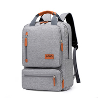 Factory Direct Selling Men's Laptop Backpack For Travel