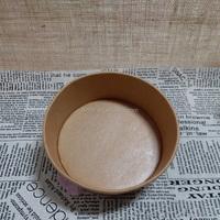 Disposable Dinnerware Compostable Kraft Paper Soup Bowl