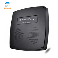 Long-distance Animal RFID Ear tag reader with ISO11784/11785 134.2KHz work frequency YJ600