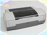 Desktop Inkjet Eco Solvent Printer 1390 Using Eco Solvent Ink for Phone Case Label