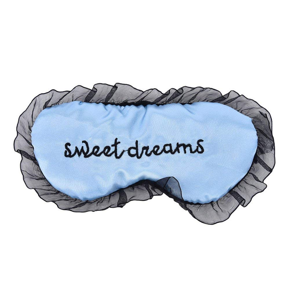 7a82de44d23 Get Quotations · Lace Sleep Mask Eye Mask