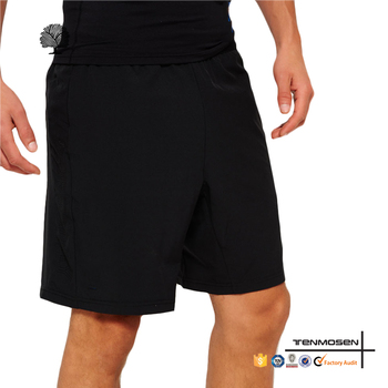 Men S Basketball Sports Wear Black Basketball Training Baggy Short