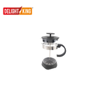 High quality tea / coffee glass coffee pot maker french press pot