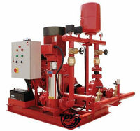 Fire Fighting Water Pump Set Meet NFPA20 Standard