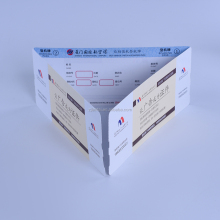 China fastory price OEM professional stanard excellent quality paper printed