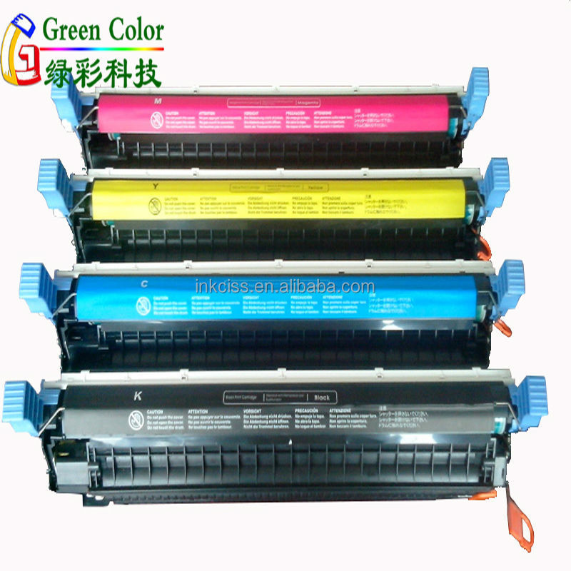 Compatible Laser Toner cartridge for HP9730A 9731A 9732A 9733A
