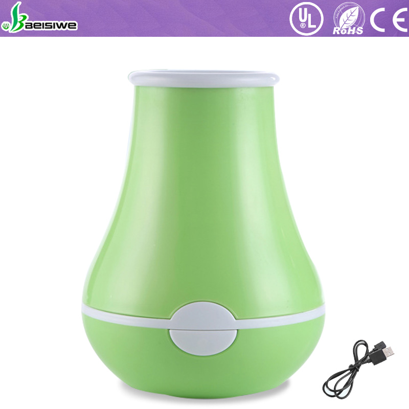 factory easy home electric ultrasonic aromatherapy essential oil diffuser usb operated rechargeable battery humidifier