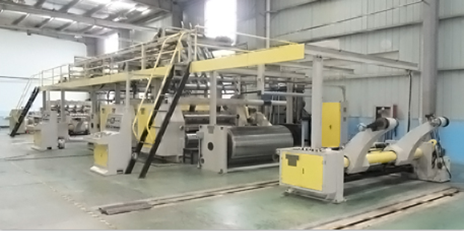 ESTARPACK Double Layer Corrugated Cardboard Production Line