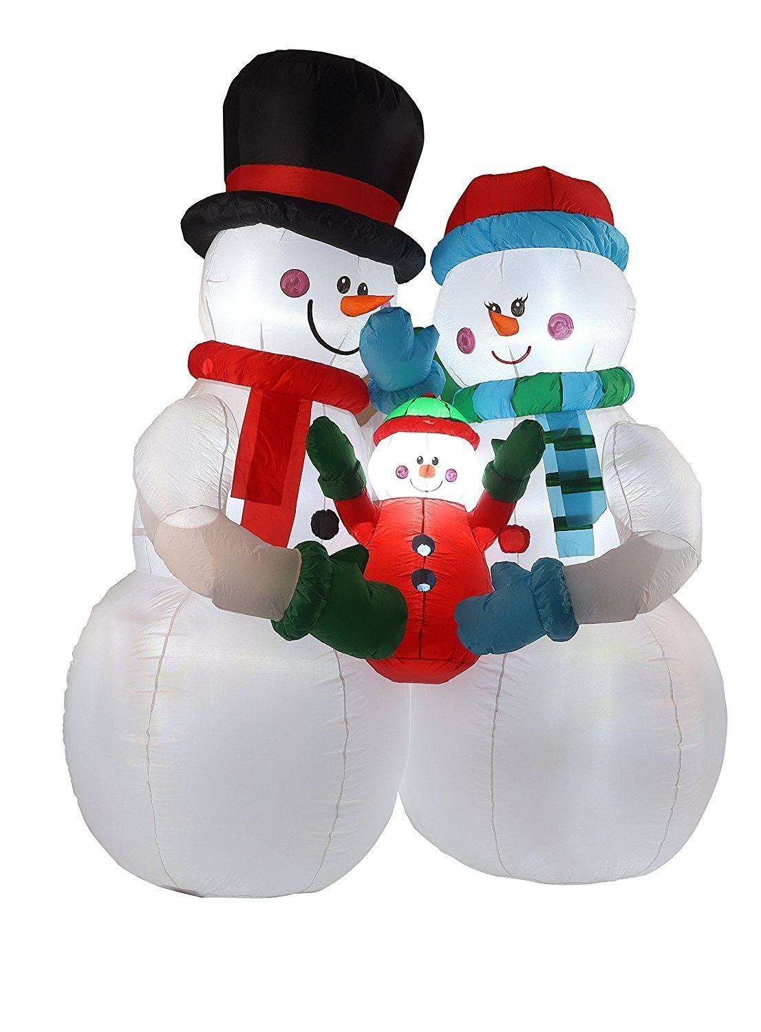 Cheap Christmas Inflatable Snowman Decorations, find Christmas ...