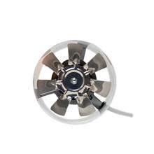 2800R/мин Канальные Booster вентиляционный вентилятор металлический 220 В 25 Вт 4 дюймов Встроенный воздуховод вентилятора выхлопной вентиляционны...(China)