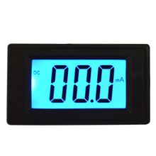 D85 DC Current Digital Panel Meter with LCD Display