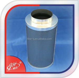 New Design Grow Tent Active Carbon Air Filter/Hydroponic Carbon Filter/Inline Fan Reasonable Price