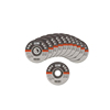 Mexico 115mm 1mm metal cutting disc for stainless steel