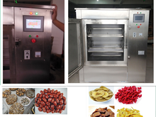 Industrial Food dehydrator machine microwave frutis tray dryer