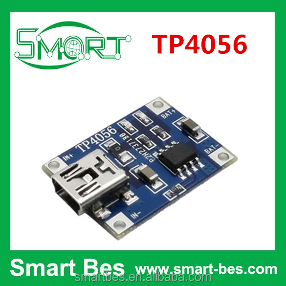 Smart Electronics~ High Quality, With Mini USB Interface, TP4056 1A Lipo Battery Charging Board Charger Module