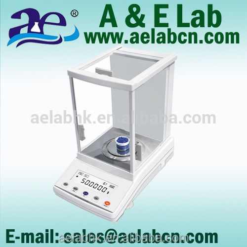 Weighing electronic balances
