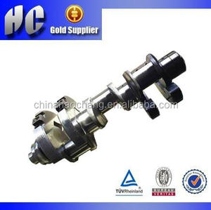Used for Mercedes Benz OM441 engine part crankshaft