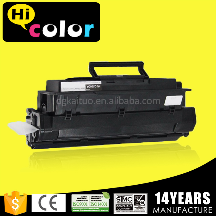 Refilled Toner Cartridge ML-2550DA Compatible For Samsung ML-2550