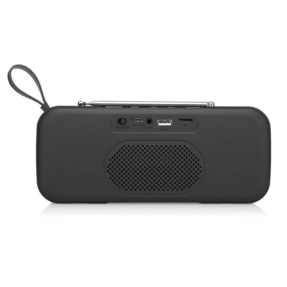 2019 تصميم جديد سماعة لاسلكية تعمل بالبلوتوث المتكلم 120mAh بطارية مع وظيفة TWS FM الصوت