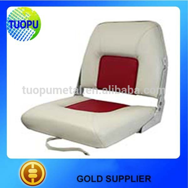 China cheap marine boat folding seats seat yacht deluxe upholstered fold down seat