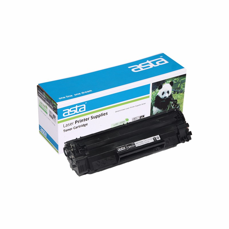 CB435a 435a for HP toner refill 1500pages the heart of printer