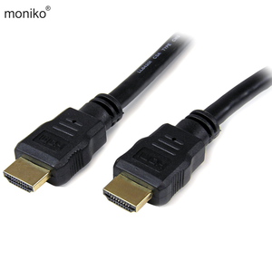 moniko high quality hdmi cable 1.4 hdmi 4k cable for HDTV high speed hdmi cable 1.4