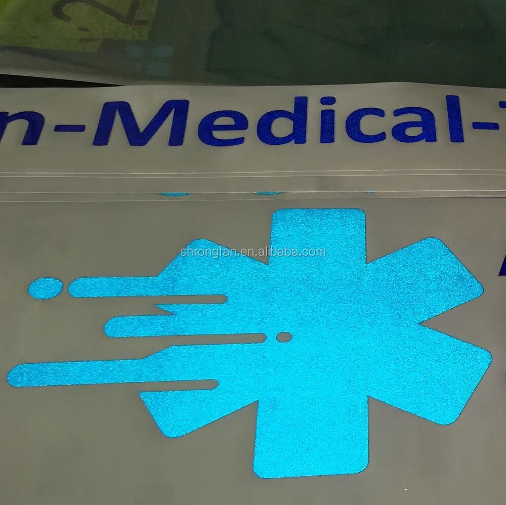 Custom 3M Reflective Stickers