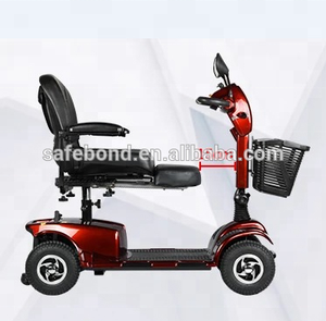 Electric tricycle mobility four wheel scooter for adults