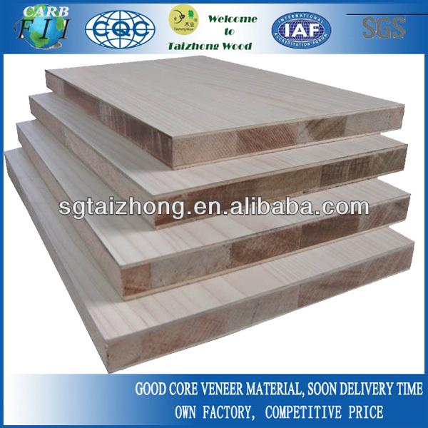 Indonesia falcata core blockboard
