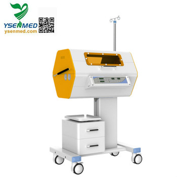 YSBL-500D Best selling hospital intensive phototherapy unit Infant Incubator