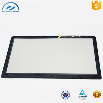 with Frame 15.6'' Laptop Touch Screen Glass Digitizer For HP 15-BK series 15-bk127cl 15-bk100nx 15-bk153nr 15-bk056sa 15-bk076