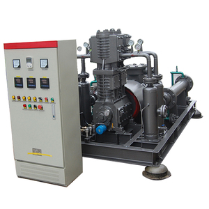 Direct connection industrial natural gas compressor price for CNG mother station