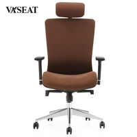 Commercial business mesh fabric adjustable ergonomic manager chair