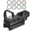 BNT Rail Hunting Optics Riflescope Tactical Holographic Red Green Dot Reflex 4 Reticle Sight Scope w