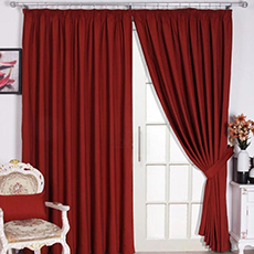 Good draping cinema curtain luxury custom made curtains
