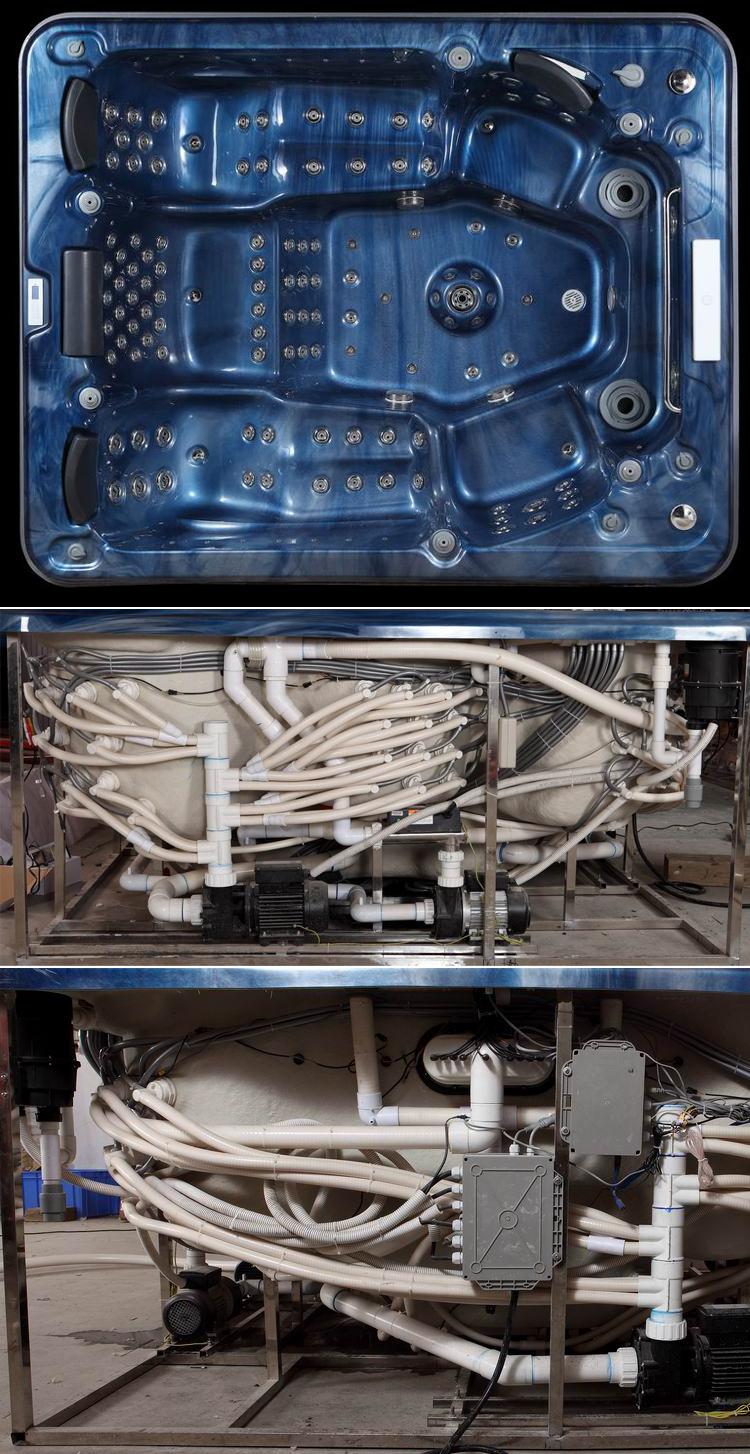 Spa 015 Hot Spring Tubaqua Jet Sparectangular Tub Wiring Cost Uk 3