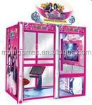 "Happy Music - 47""LCD Coin Operated Karaoke Jukebox Video Singing Arcade Game Machine"