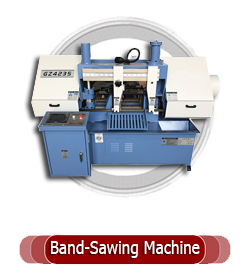 Band-Sawing Machine