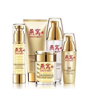 OEM/ODM best bird's nest face serum cream