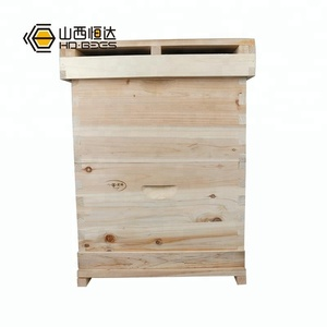 China Factory Bee House Langstroth Beehive For Beekeeping Equipment