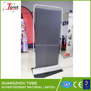 freestanding outdoor advertising led display banner prices Rack x-ray bucky stand x banner stand