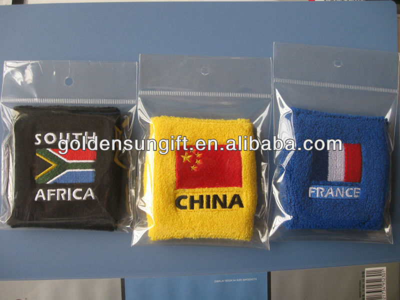Embroidered Sweatbands, Embroidered Sweatbands Suppliers and Manufacturers  at Alibaba.com