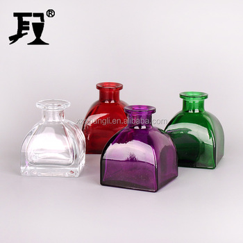 Wholesale Aroma Glass Bottle With Plastic Cap