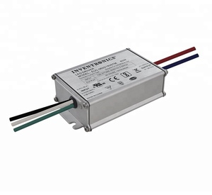 Inventronics Class 2 SELV Output waterproof ip66 constant current 60watt various led driver transformer testing types