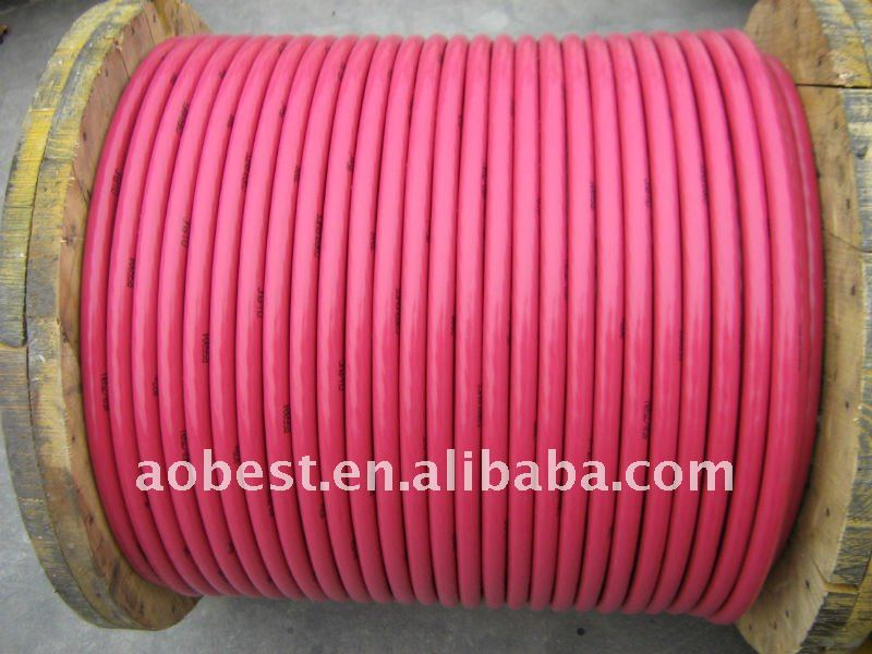Oil Gas Petrochemical CablesSWB cable(Cu/PVC/SWB/PVC) for export